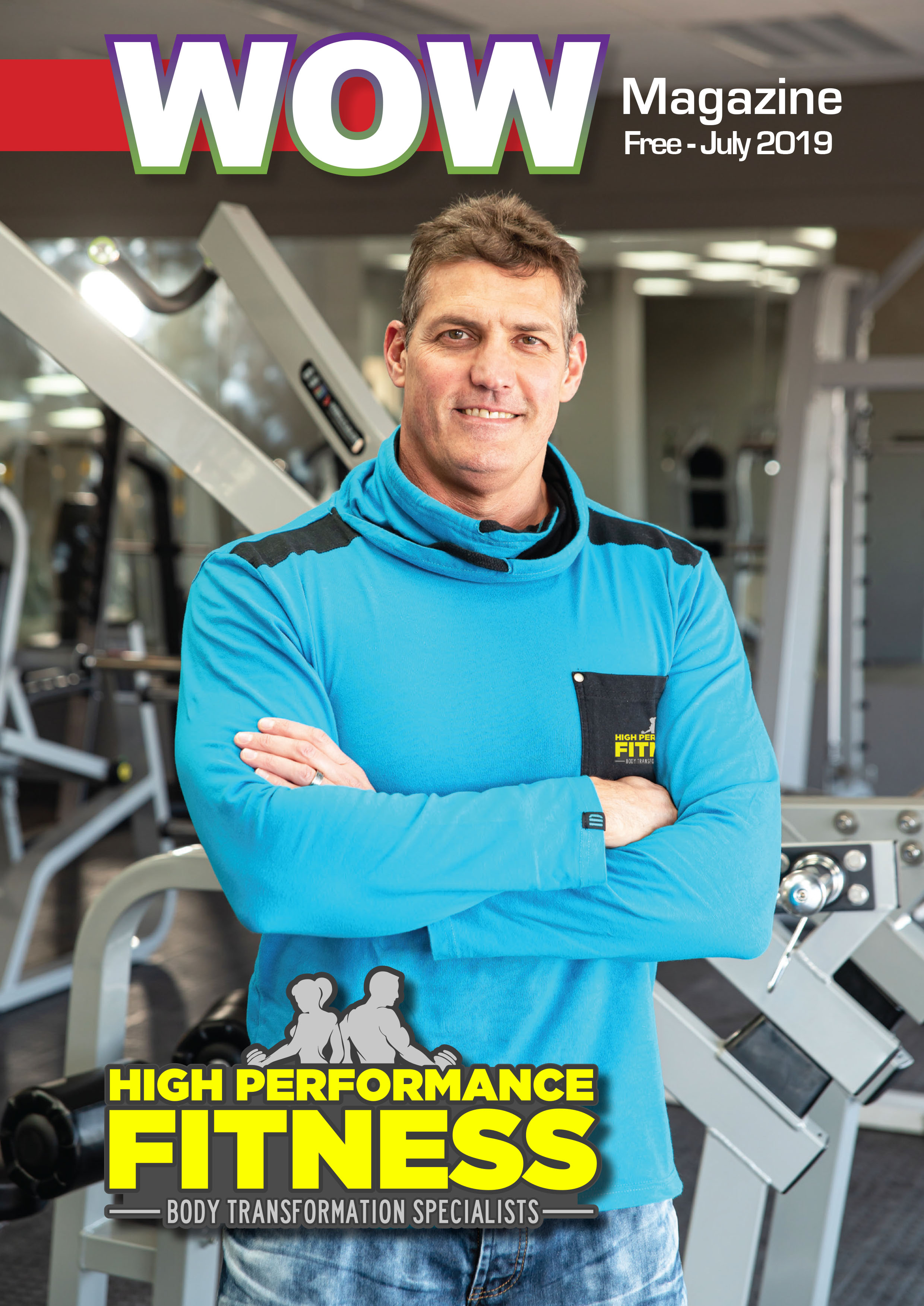 High Performance Fitness